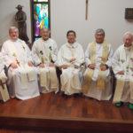 イエズス・マリアの聖心会の司祭様方